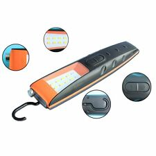 LED Flashlight Magnet SOS Mode Multifunction Torch Outdoor Camping Work Light SA