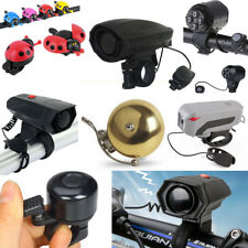 Ultra Loud Sound Cycling Horns Bike Bicycle Handlebar Electric Ring Bell Alarm