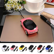 Car Shape 1200 DPI 3D USB Wired Optical Mouse Business Gaming Mice For Laptop PC