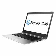 "HP EliteBook 1040 G3 14"" Touchscreen LCD Notebook - Intel Core i7 (6th Gen) i7-6"