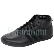 Adidas Originals P-Sole Mid Leather Trainers - Black  Mens Size