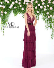 Mac Duggal 50423D Long Evening Dress ~LOWEST PRICE GUARANTEE~ NEW Authentic Gown