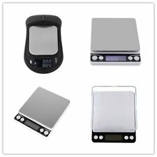200-3000gX0.1g 0.01g Digital Pocket Scale Jewelry Weight Electronic Balance EW