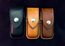 Handmade Leather Case/Sheath For The Leatherman Wave/Charge New Closed Top