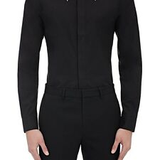 GIVENCHY MENS STAR-EMBROIDERED SHIRT