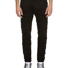 DSQUARED2 MENS COOL GUY SLASHED DENIM JEANS