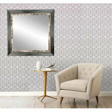 BrandtWorks Weathered Harbor Square Wall Mirror