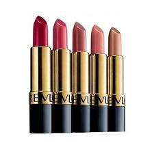 REVLON SUPER LUSTROUS LIP LIPSTICK BRAND NEW CHOOSE SHADE BN