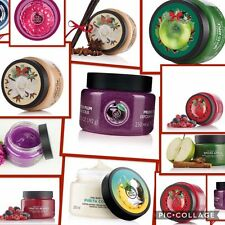 THE BODY SHOP BODY SCRUB 250ML ( MANY FLAVOUR TO CHOOSE + LIMITED EDITION )