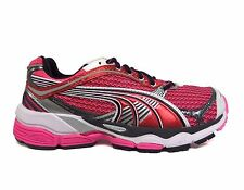 PUMA Women's COMPLETE VENTIS 2 Running Shoes White/Pink 185159-02 a5