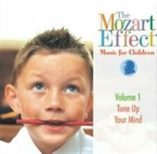The Mozart Effect Music for Children, Volume 1: Tune Up Your Mind Various Audio