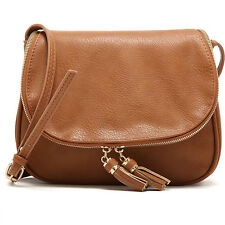 Shoulder Bag Cross Body Leather Purse Handbag Crossbody Messenger Fashion Women