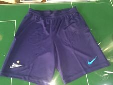 FOOTBALL SHORTS SHORTS NIKE 2017/2018 ZENIT BREATHE HOME BLUE