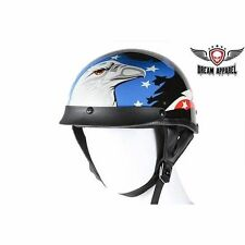 DOT APPROVED MOTORCYCLE GRAPHIC REMOVABLE VISOR MOTORCYCLE HELMET