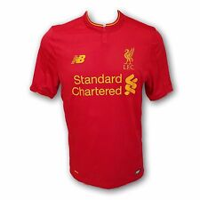 Liverpool FC Men's New Balance Supporter Red Soccer Jersey