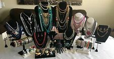 HUGE Vintage Wearable Mixed Jewelry Lot lbs