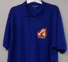 Atlanta Flames NHL Hockey Embroidered Mens Polo Shirt S-6XL, LT-4XLT Calgary New