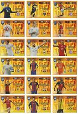 Panini Adrenalyn FIFA 365 2017 World Top Teams PREMIUM GOLD Limited Edition, XXL