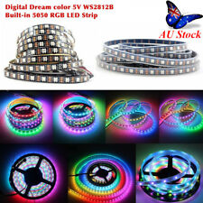 5V WS2812B Built-in LED Strip 5050 RGB Light Strip Digital Color Flexible Light