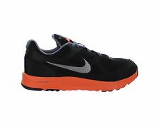 Nike Lunar Forever PS Black Metallic Silver Total Orange Cool Grey 488272-003