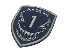 Medal of Honor MOH Tiger Shark U.S. ARMY USA EMBRODIERED TACTICAL HOOK PATCH #01