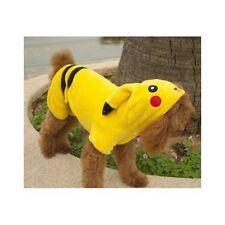 Pikachu Dog Costume Pet Outfit Dressup Clothing Choice- Small Medium Large New