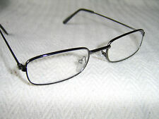 GENTS/MENS/UNISEX(SMALL) METAL FRAMED FASHION READING GLASSES  09