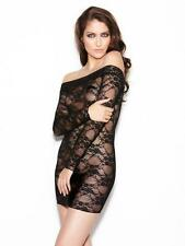 ANN SUMMERS, BRITNEY LACE DRESS, CHOOSE EITHER RED OR BLACK