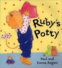 Ruby's Potty Rogers, Emma, Rogers, Paul Hardcover
