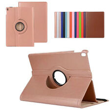 PU Leather 360° Rotating Case Smart Cover Stand for iPad 2 3 4 Mini Air Pro 10.5