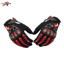 Breathable Motorcycle Gloves Men Racing Riding Motor Cycling Protective Mittens