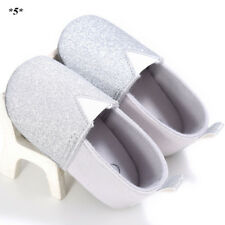 Newborn Baby Girls Casual Walking Shoes Infant Kids First Walkers in White Pink