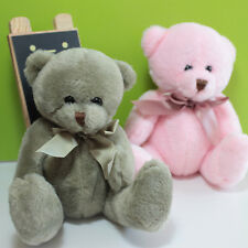 Plush Teddy Bear Toy Doll Lovely Animal Soft Kids Educational Colorful Stuffed