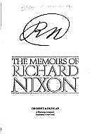 The Memoirs of Richard Nixon Nixon, Richard Milhous Hardcover