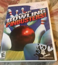 AMF Bowling: Pinbusters (Nintendo Wii, 2007)