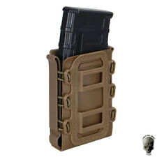TMC 5.56mm 7.62mm Molle Pistol Mag Tactical Magazine Pouch Holster Fastmag