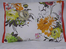 Designers Guild floral Fabric Amrapali II Acacia 100%Cotton  Cushion Cover
