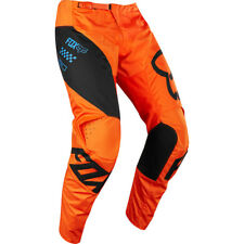 Fox Racing NEW Mx 2018 180 Mastar Orange Black Adult Motocross Dirt Bike Pants