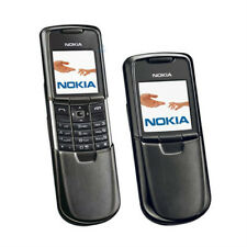 "Nokia 8800 64MB T-Mobile Unlocked 1.7"" TFT Cell Phone Black/Silver/Gold"