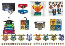 Harry Potter Wizard Party Supplies Birthday Decorations Napkins Plates Cups Loot