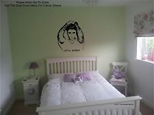 JUSTIN BIEBER - BIEBER FEVER - WALL ART STICKER DECAL