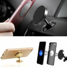 Universal Cell Phone GPS Air Vent Magnetic Car Mount Cradle Holder 360° Rotating