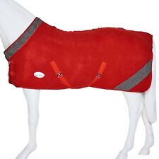 Best On Horse Wow Sparkle Diamante Equestrian Outdoor Stable Fleece Blanket