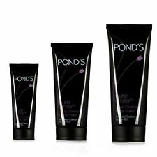 PONDS PURE WHITE DEEP CLEANSING:NATURAL LOOKING WHITE SKIN:WITH ACTIVATED CARBON