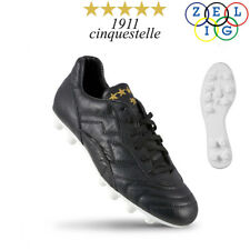 CINQUESTELLE SOCCER SHOE LEATHER TORO (BULL) FOOTBALL IS THE LEGEND