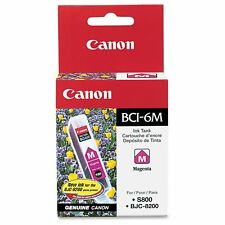 Canon BCI-6M Original Ink Cartridge - Inkjet - 370 Pages - Magenta - 1 Each (470