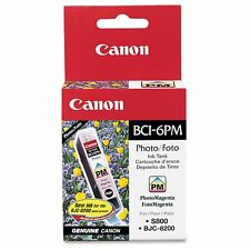 Canon BCI-6PM Original Ink Cartridge - Inkjet - 370 Pages - Magenta - 1 Each (47