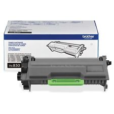 Brother TN850 Original Toner Cartridge - Laser - High Yield - 8000 Pages - Black