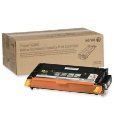 Xerox Original Toner Cartridge - Laser - 2200 Pages - Yellow - 1 Each (106R01390