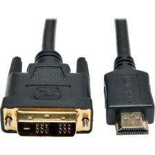 Tripp Lite 20ft HDMI to DVI-D Digital Monitor Adapter Video Converter Cable M/M
